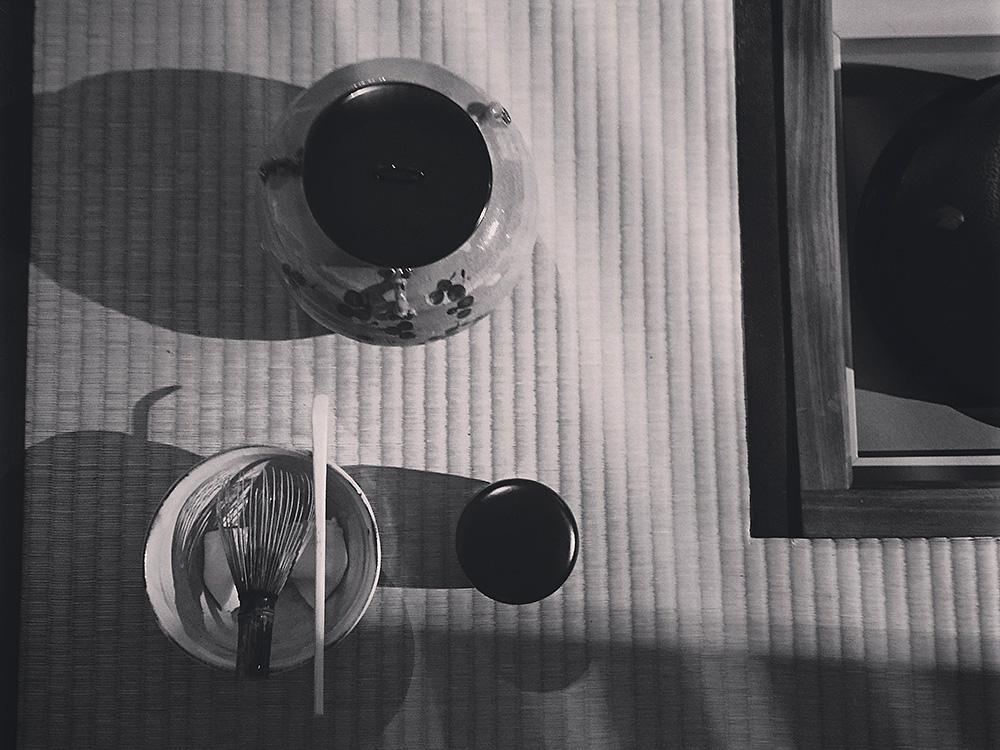茶道、抹茶体験を承り中