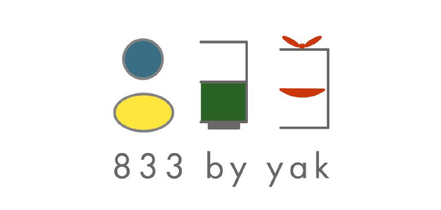 833 by yak