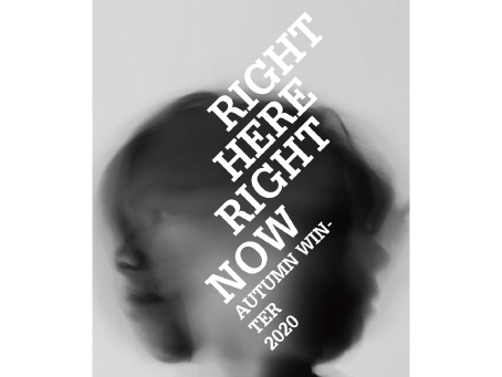 WORK NOT WORK / RIGHT HERE RIGHT NOW/ 2020AW